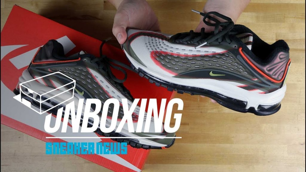 """STYLE: Unboxing The Nike Air Max Deluxe OG """"Sequoia"""""""