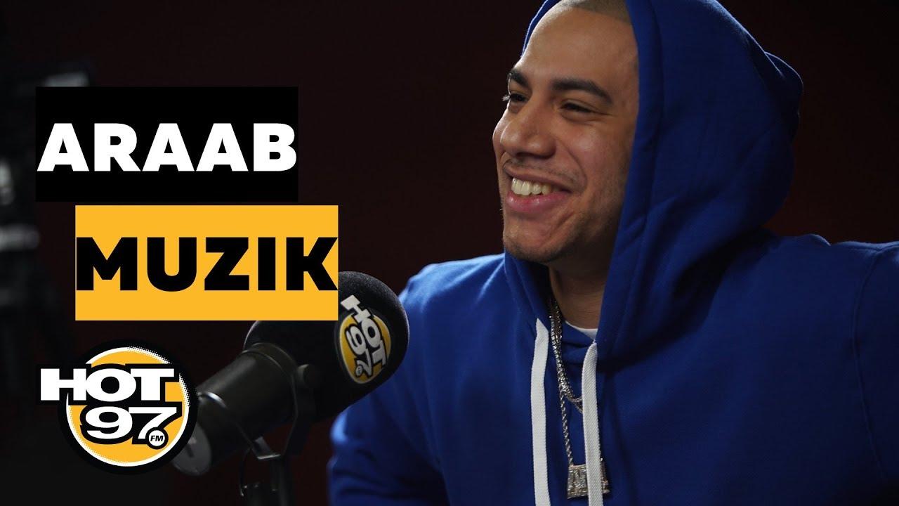LIFE: AraabMuzik On His Favorite Samples, 'Summertime Shootout 3', + Challenges Producers!