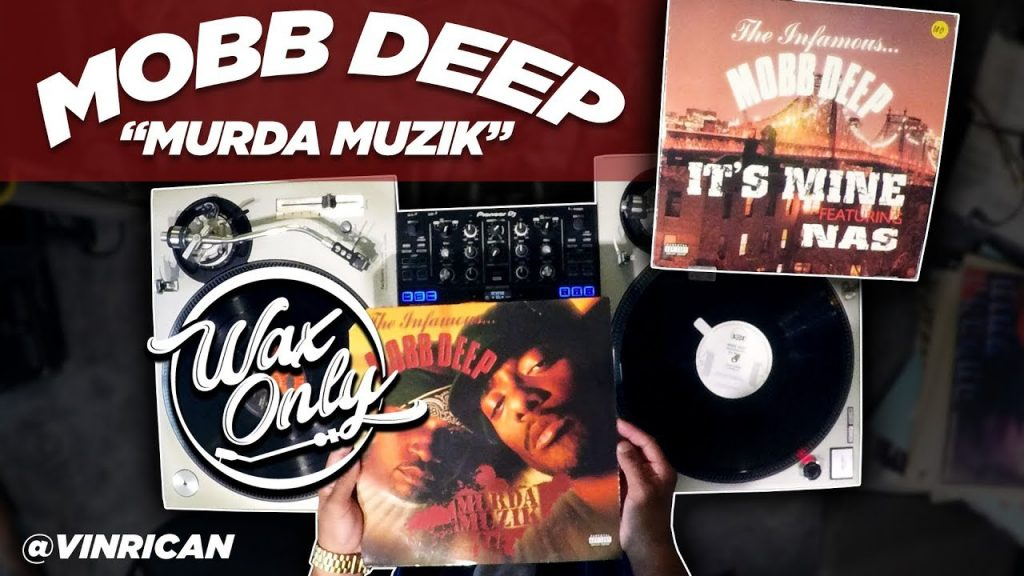 "LIFE: Discover Classic Samples On Mobb Deep's ""Murda Muzik"""