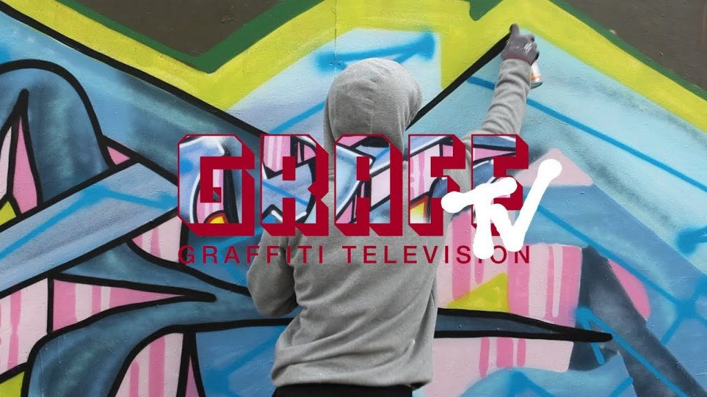 ART: GRAFFITI TV: EEIZM