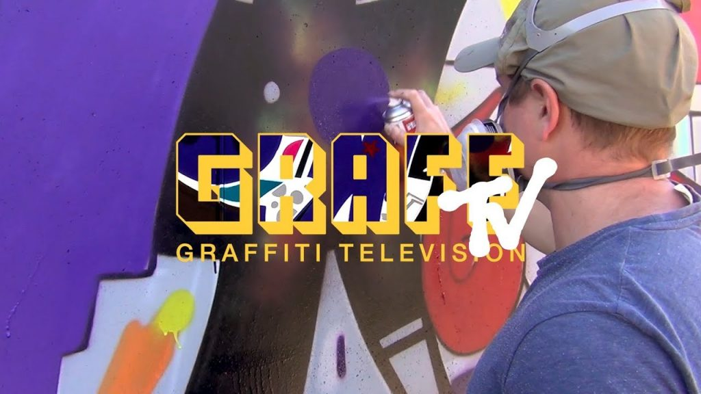 ART: GRAFFITI TV: SECRET