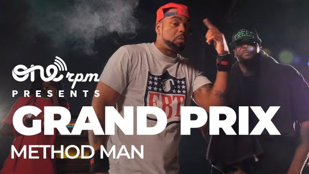 MUSIC: Method Man - Grand Prix (Official Video)