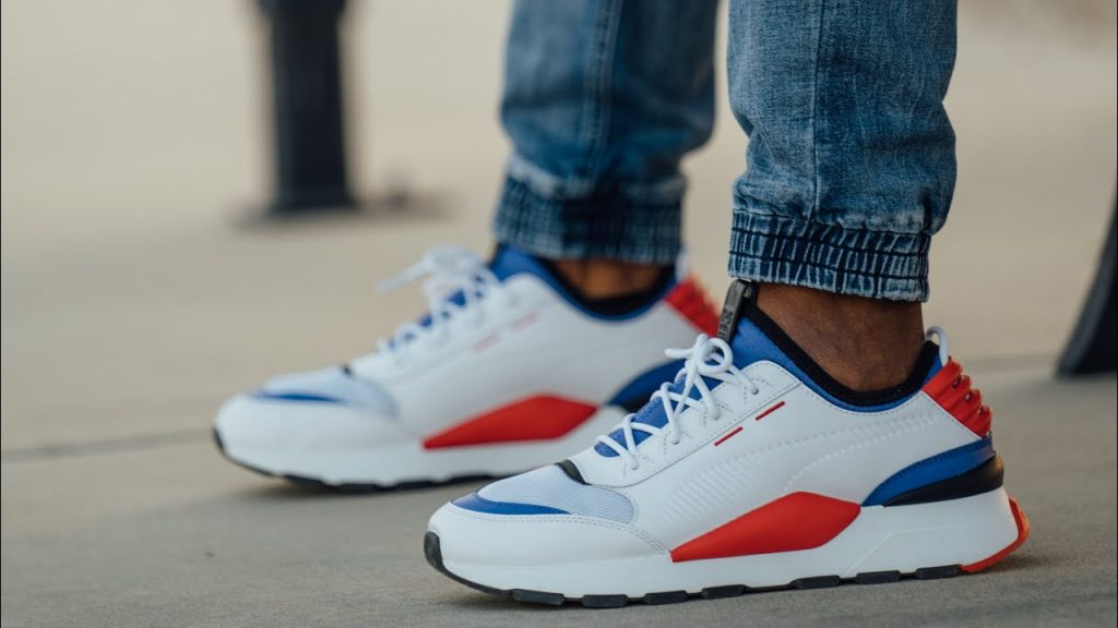 STYLE: UNBOXING: The PUMA RS-0 Sound SNEAKER