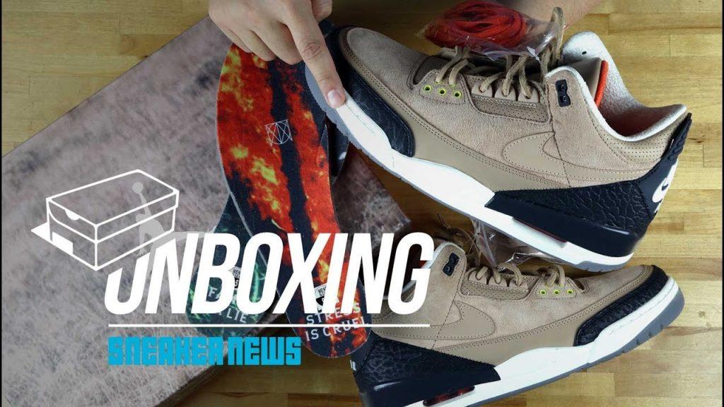 """STYLE: Unboxing Air Jordan 3 """"Bio Beige"""""""