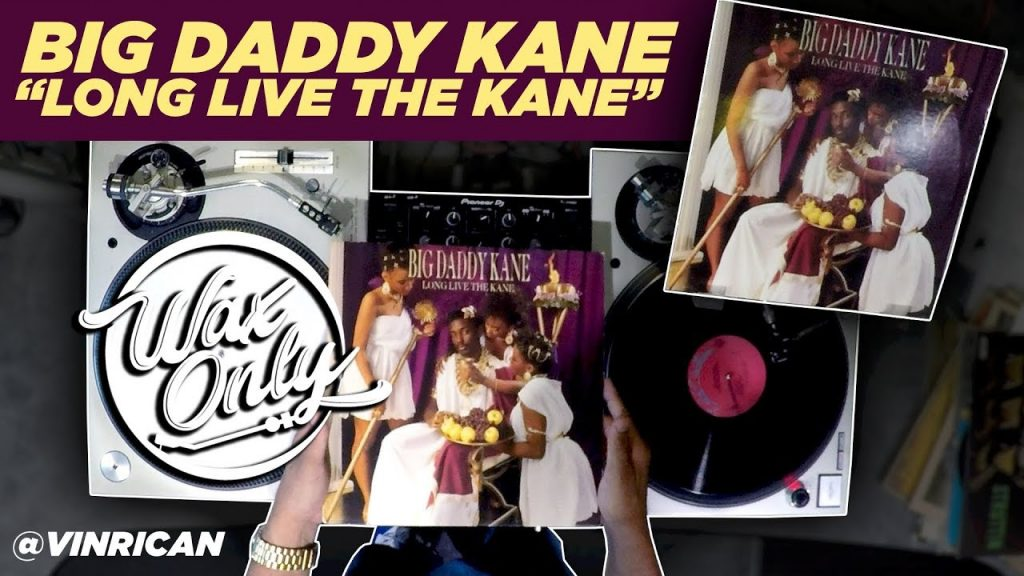 "LIFE: Discover Samples Used On Big Daddy Kane's ""Long Live The Kane"""