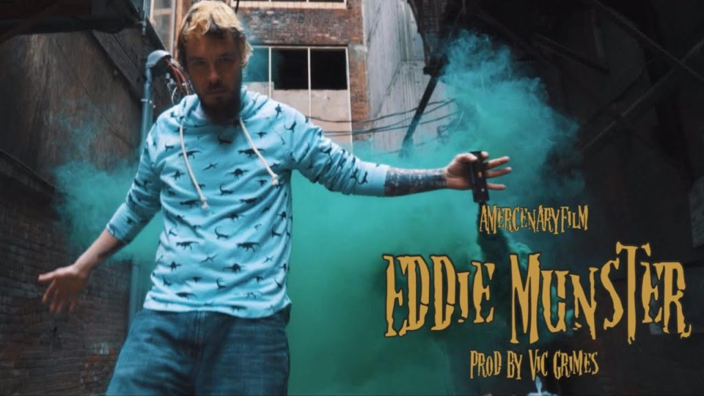 MUSIC: Edweird x Vic Grimes - Eddie Munster (OFFICIAL VIDEO)