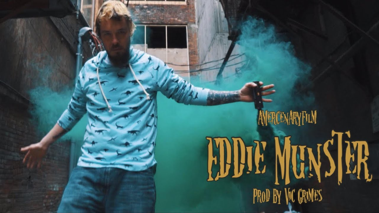 MUSIC: Edweird x Vic Grimes – Eddie Munster (OFFICIAL VIDEO)