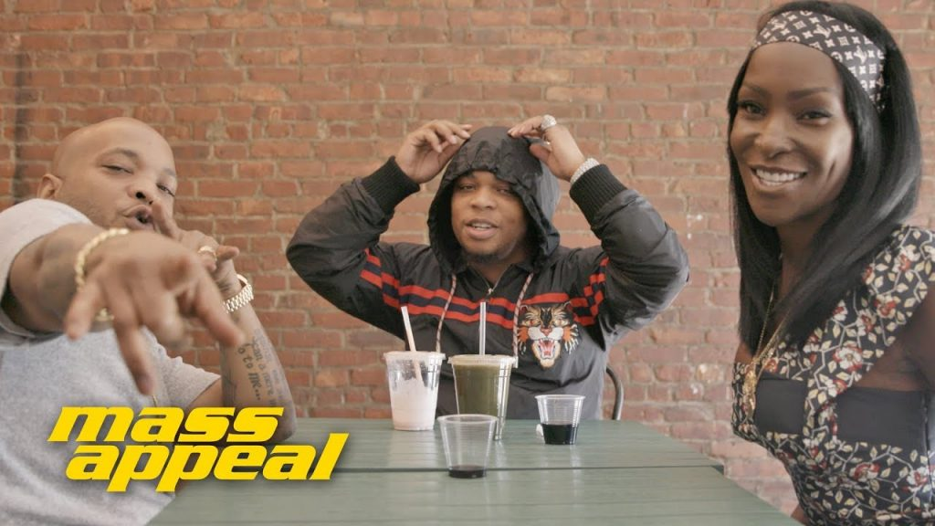 LIFE: JUICE APPEAL: Don Q stops by Juices for Life with Adjua Styles and Styles P. | Mass Appeal
