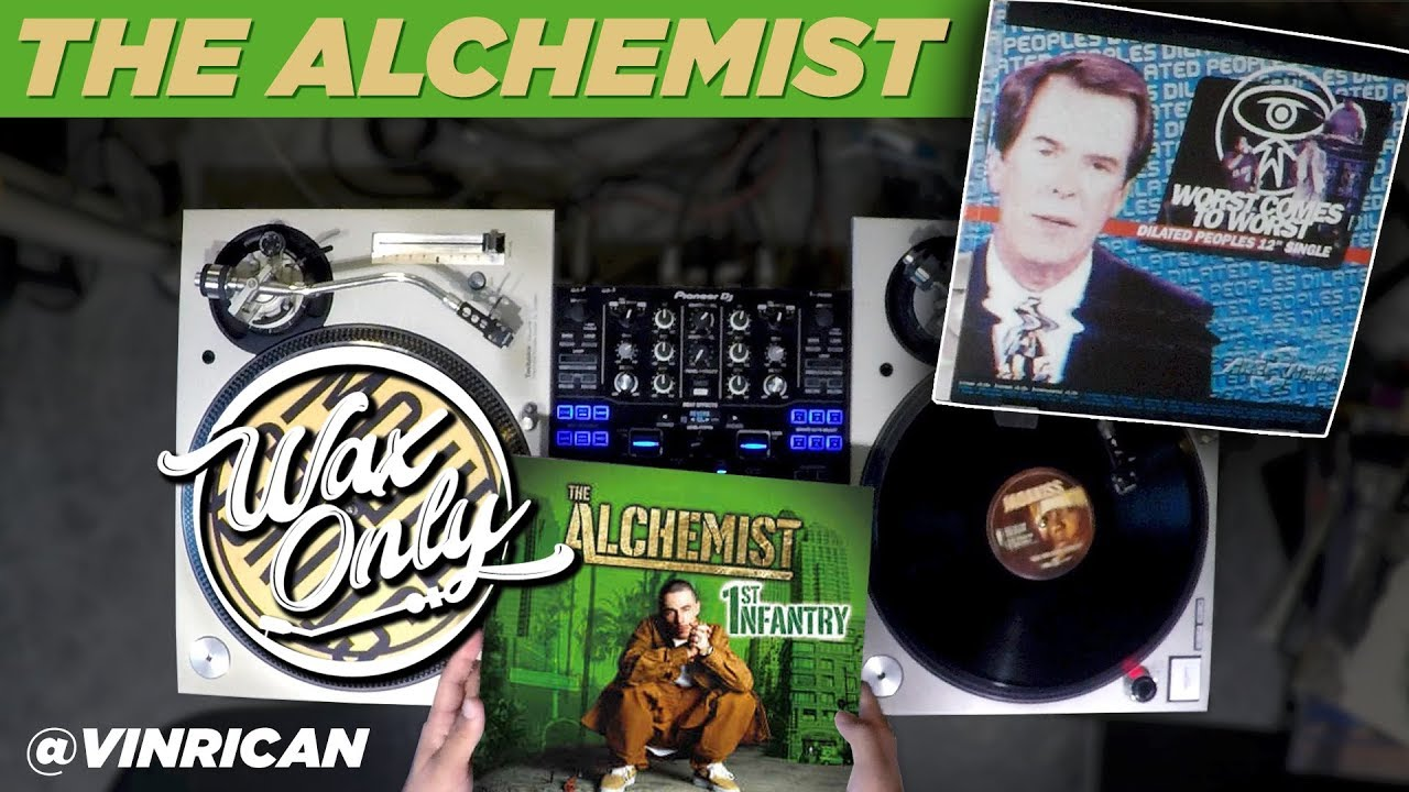 LIFE: Discover Samples Used By The Alchemist