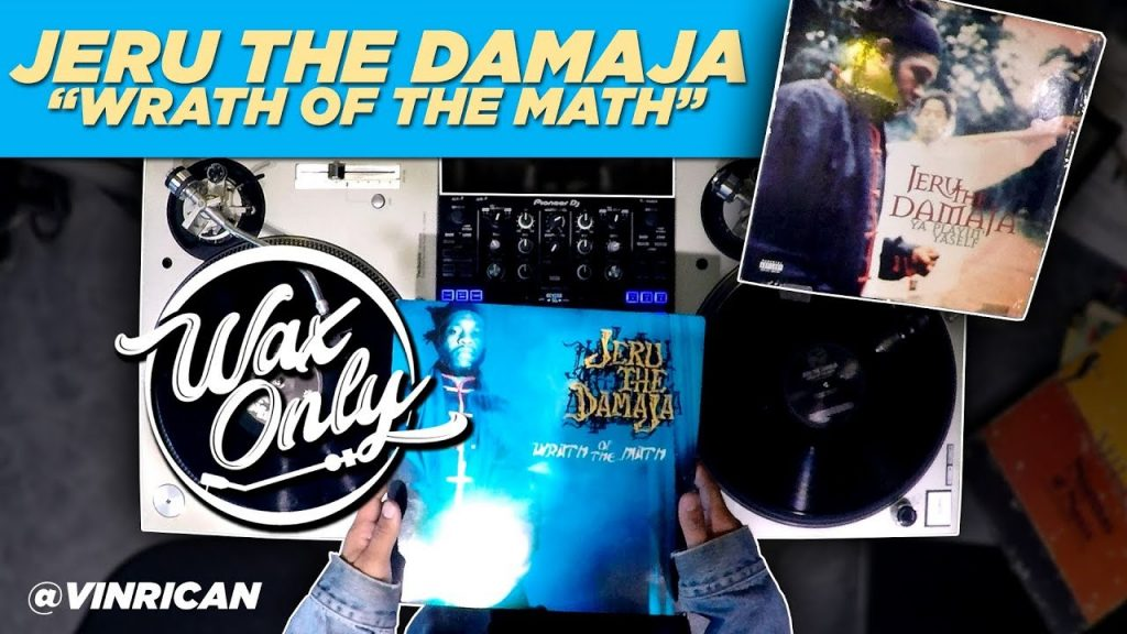 "LIFE: Discover Samples Used On Jeru The Damaja's ""Wrath of the Math"""