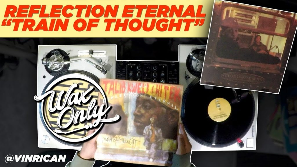 "LIFE: Discover Samples Used On Reflection Eternal's ""Train of Thought"" #WaxOnly"