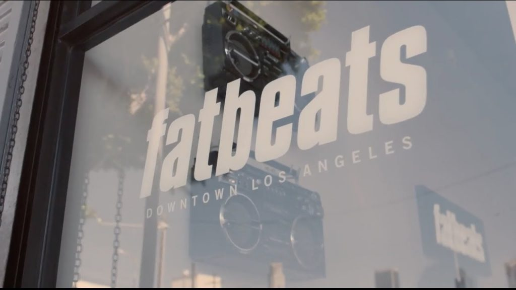 LIFE: Fat Beats Downtown Los Angeles Store Grand Opening