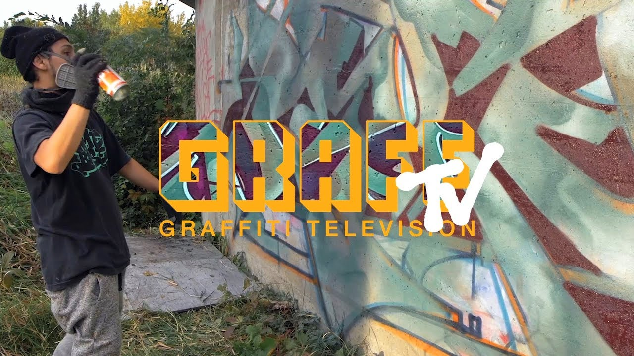 ART: GRAFFITI TV: REKAL