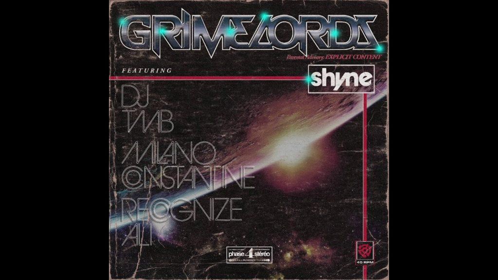MUSIC: Grime Lords - Shyne ft Milano Constantine, Recognize Ali & Dj TMB (AUDIO)