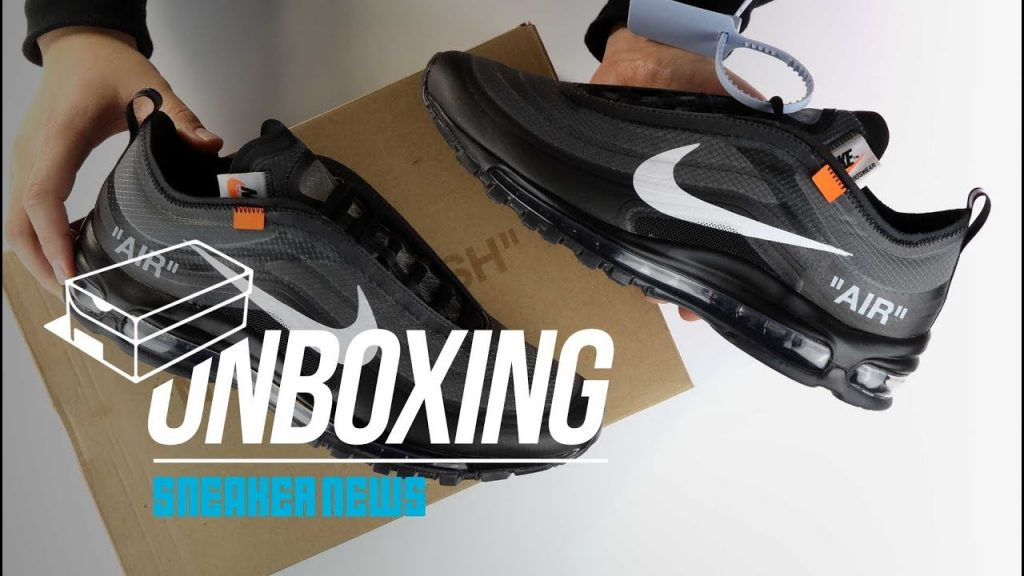 "STYLE: Off White Air Max 97 ""Black"" Unboxing + Review"