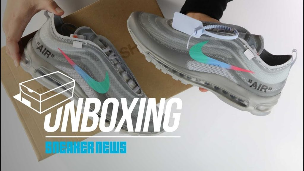 "STYLE: Off White Air Max 97 ""Menta"" Unboxing + Review"