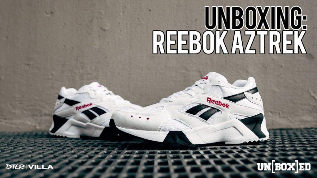 STYLE: UNBOXED: REEBOK AZTREK EP. 33