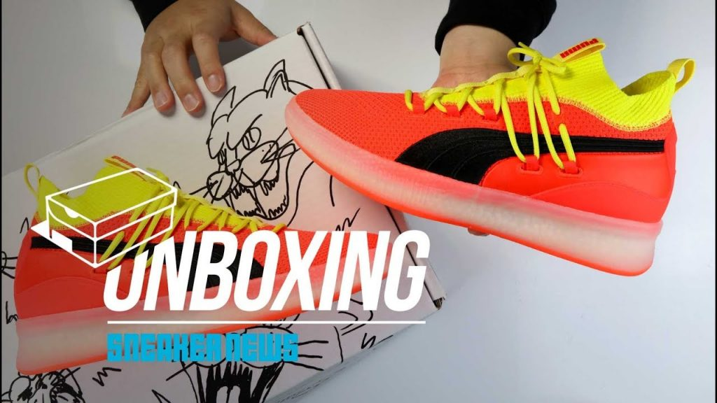 STYLE: Unboxing PUMA Clyde Court Disrupt