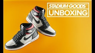 "STYLE: Air Jordan 1 ""Not for Resale"" 