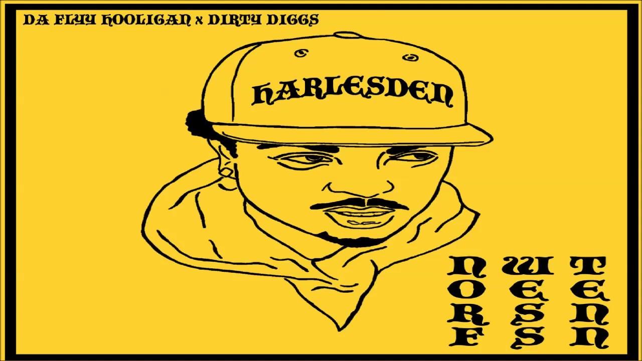 MUSIC: Da Flyy Hooligan X DirtyDiggs – Harlesden Norf Wess Tenn – Full EP (2018)