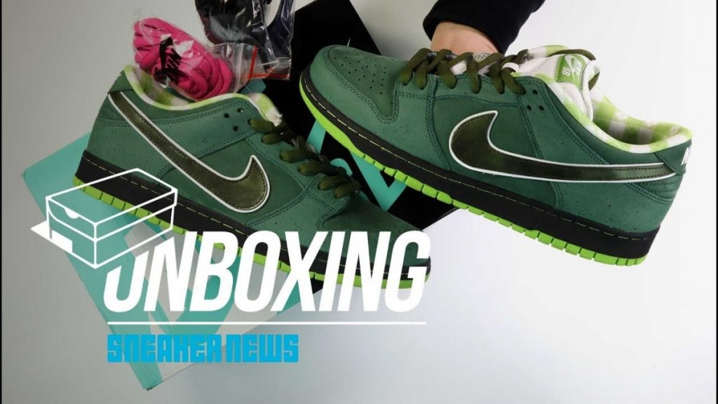 "STYLE: Nike SB Dunk ""Green Lobster"" Unboxing + Review"