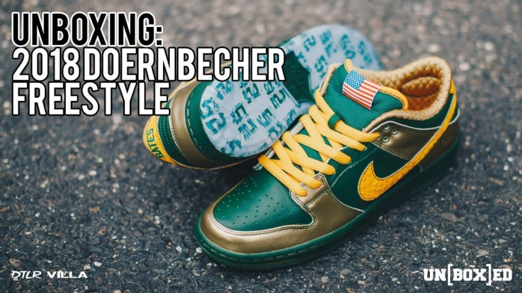 STYLE: UNBOXED: 2018 DOERNBECHER FREESTLYE COLLECTION EVERY PAIR EXPLAINED EP:42