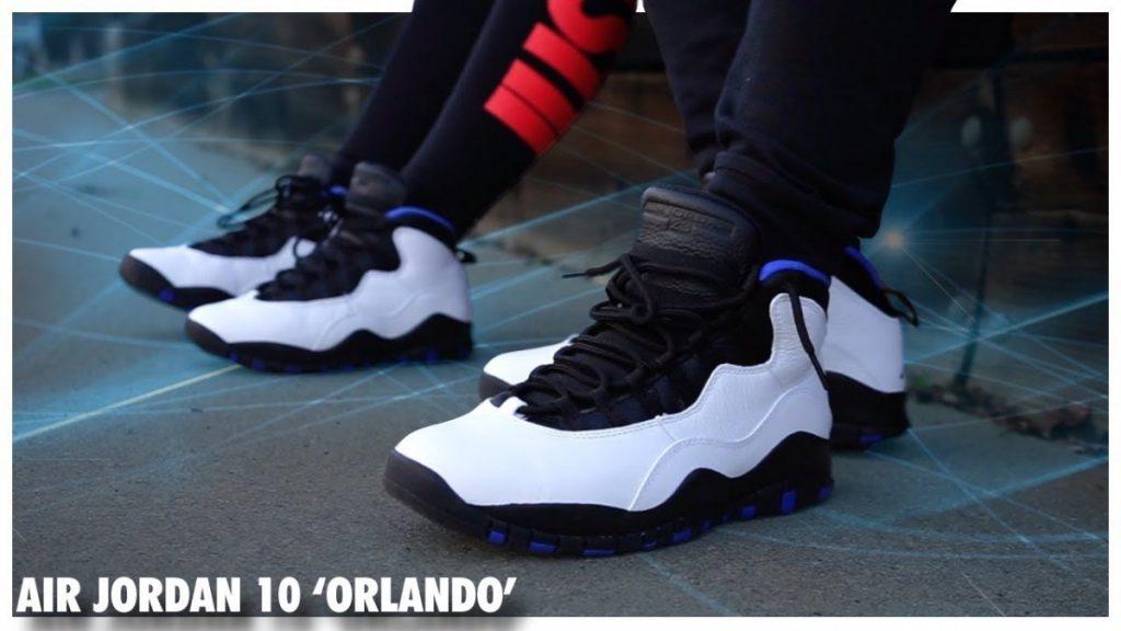 STYLE: Air Jordan 10 'Orlando'