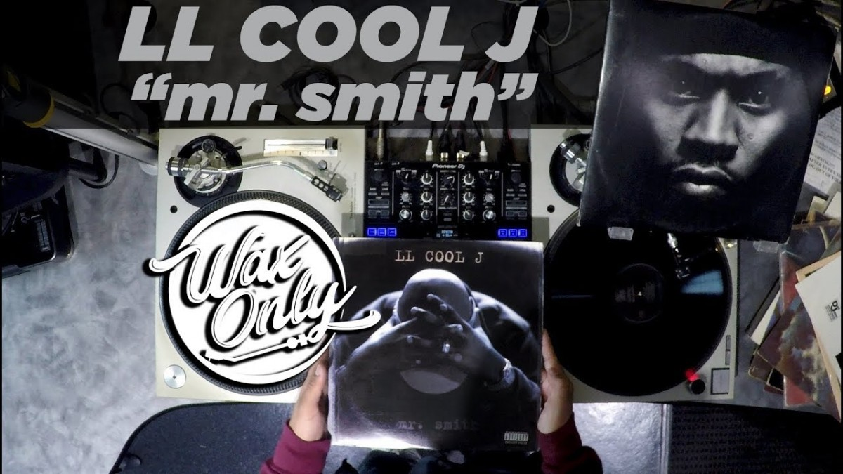 """LIFE: Discover Samples Used On LL Cool J's """"Mr  Smith"""""""