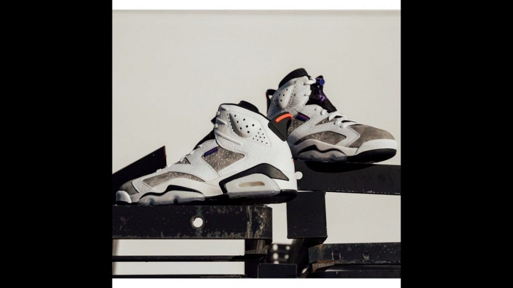 "STYLE: FIRST LOOK: Air Jordan Retro 6 ""Flint"" 