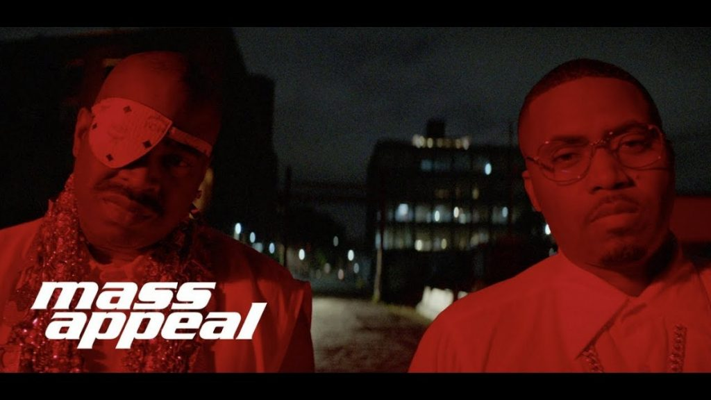 MUSIC: Nas - Cops Shot The Kid (Official Video)