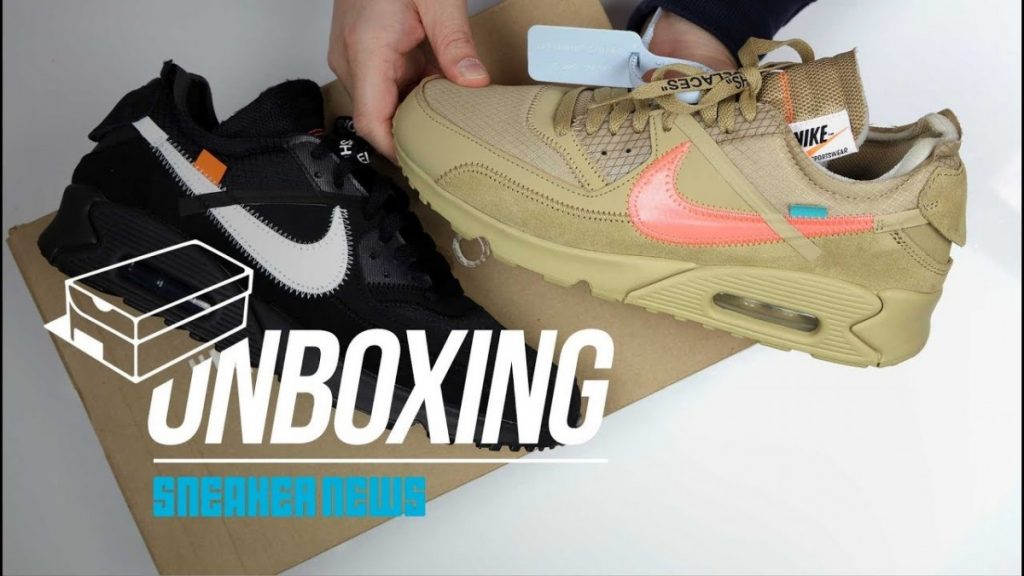 STYLE: Off White Air Max 90 Unboxing + Review
