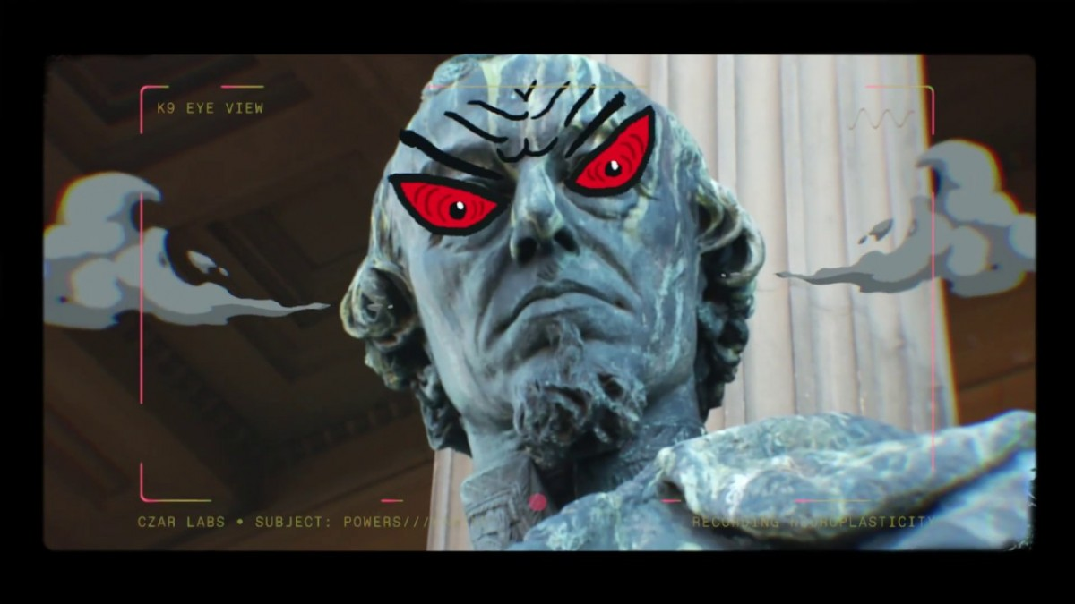 """MUSIC: CZARFACE MEETS GHOSTFACE """"Powers And Stuff"""" *official video*"""