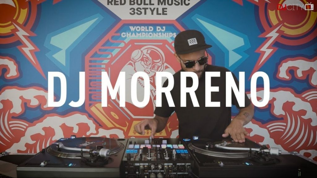 LIFE: DJ MORENNO | Red Bull Music 3Style Sessions