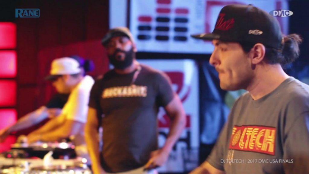 LIFE: DJ Toltech || 2017 DMC USA Finals