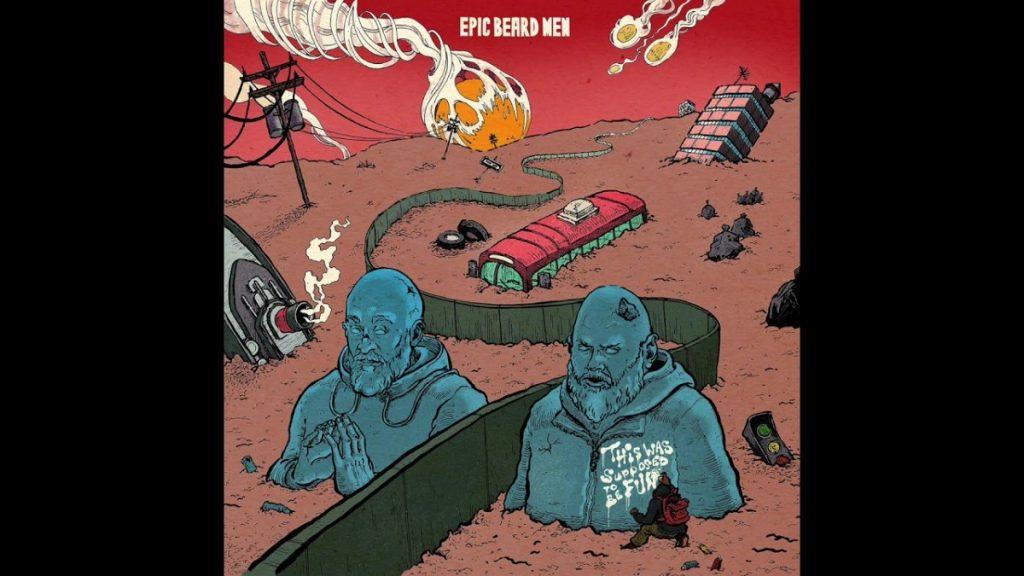 """MUSIC: """"Hedges"""" - Epic Beard Men (Sage Francis & B. Dolan)"""