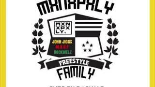 MUSIC: John Jigg$ x M.O.UF X Rockwelz -Mxnxpxly Family Freestyle w/Cuts by DJ Swab