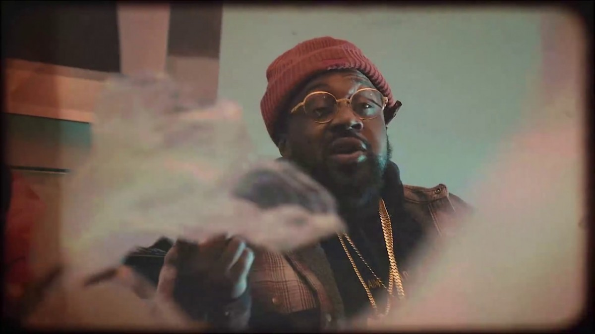 "MUSIC: Smoke DZA – ""Luck of Draw"" Ft. Benny The Butcher (Official Music Video)"