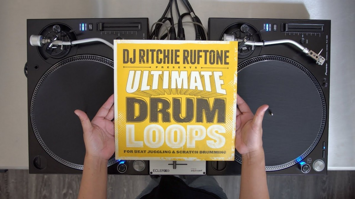 LIFE: The Scratch Crate – Ultimate Drum Loops (Feat. Dopez)