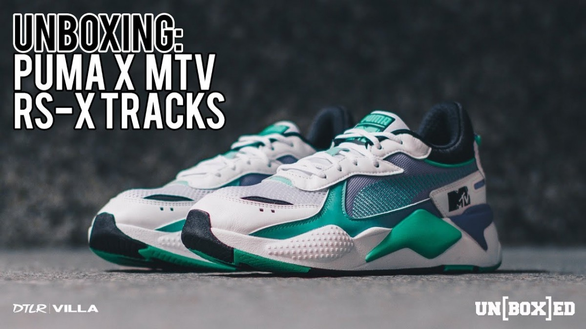 STYLE: UNBOXED: MTV X PUMA RS-X TRACKS FIRST LOOK EP: 51