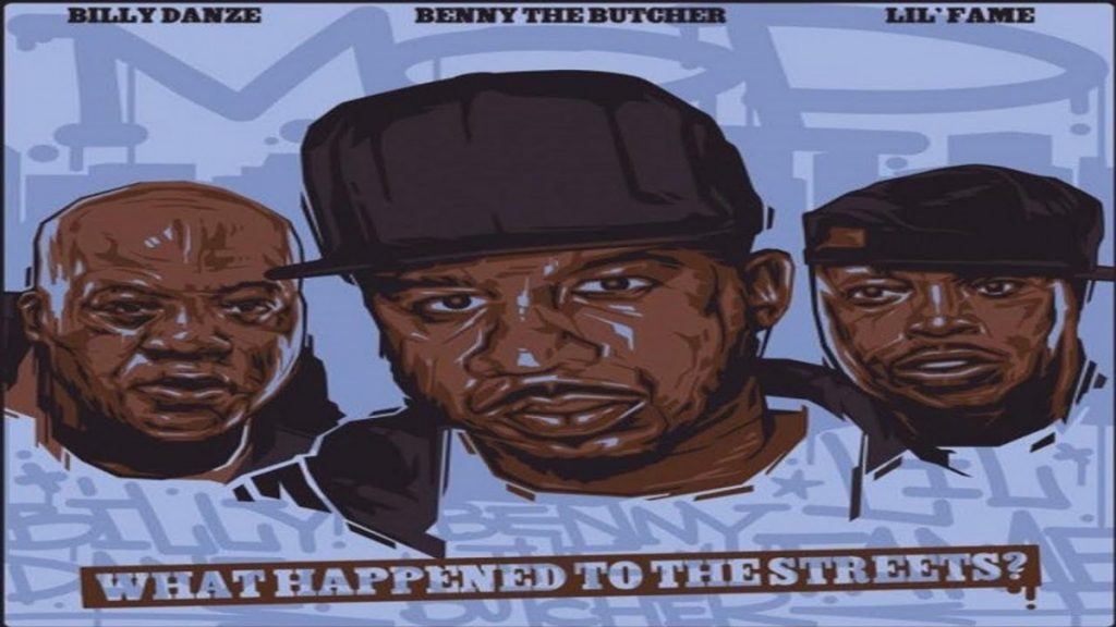 MUSIC: Benny The Butcher x M.O.P - What Happened To The Streets (Prod  By Planit Hank) New 2019