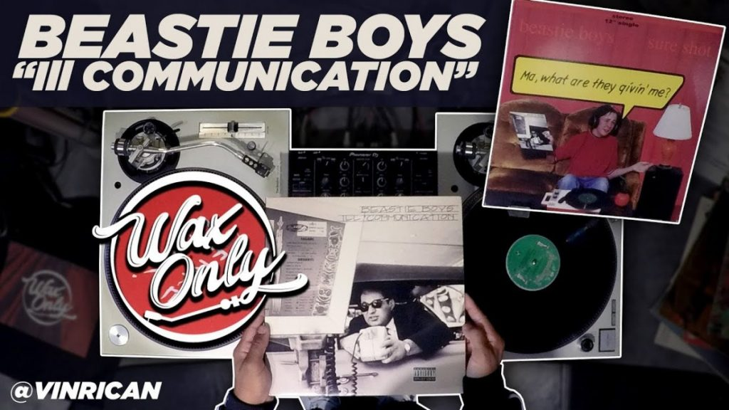 LIFE: Discover Samples Used On Beastie Boys 'Ill Communication'