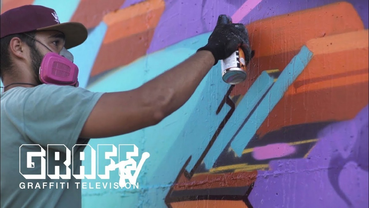 ART: GRAFFITI TV: DALES