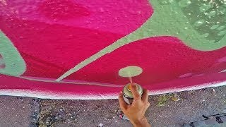 ART: Graffiti - Rake43 - Watermelon
