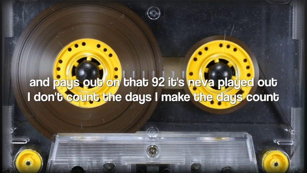 MUSIC: Ras Kass, Edo G, Shabaam Sahdeeq, Fokis - A Good Year [Lyric Video]