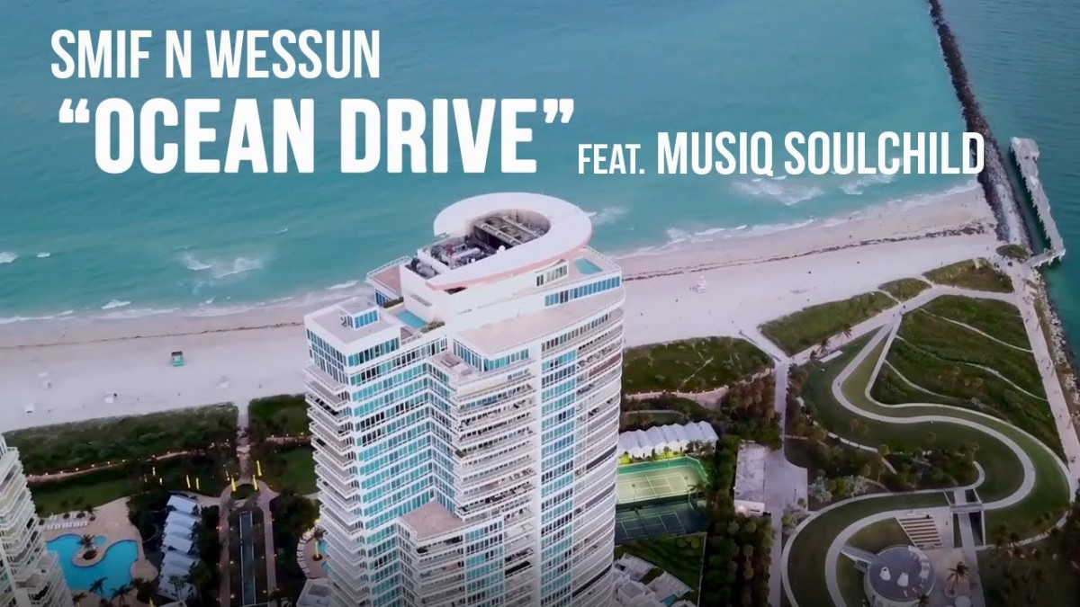 "MUSIC: Smif N Wessun ""Ocean Drive"" feat. Musiq SoulChild (Official Music Video)"