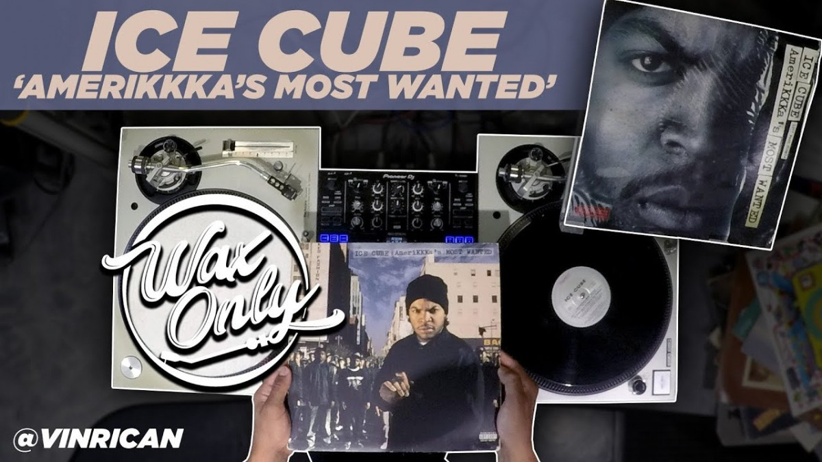 LIFE: Discover Samples Used On Ice Cube's 'Amerikkka's Most Wanted'