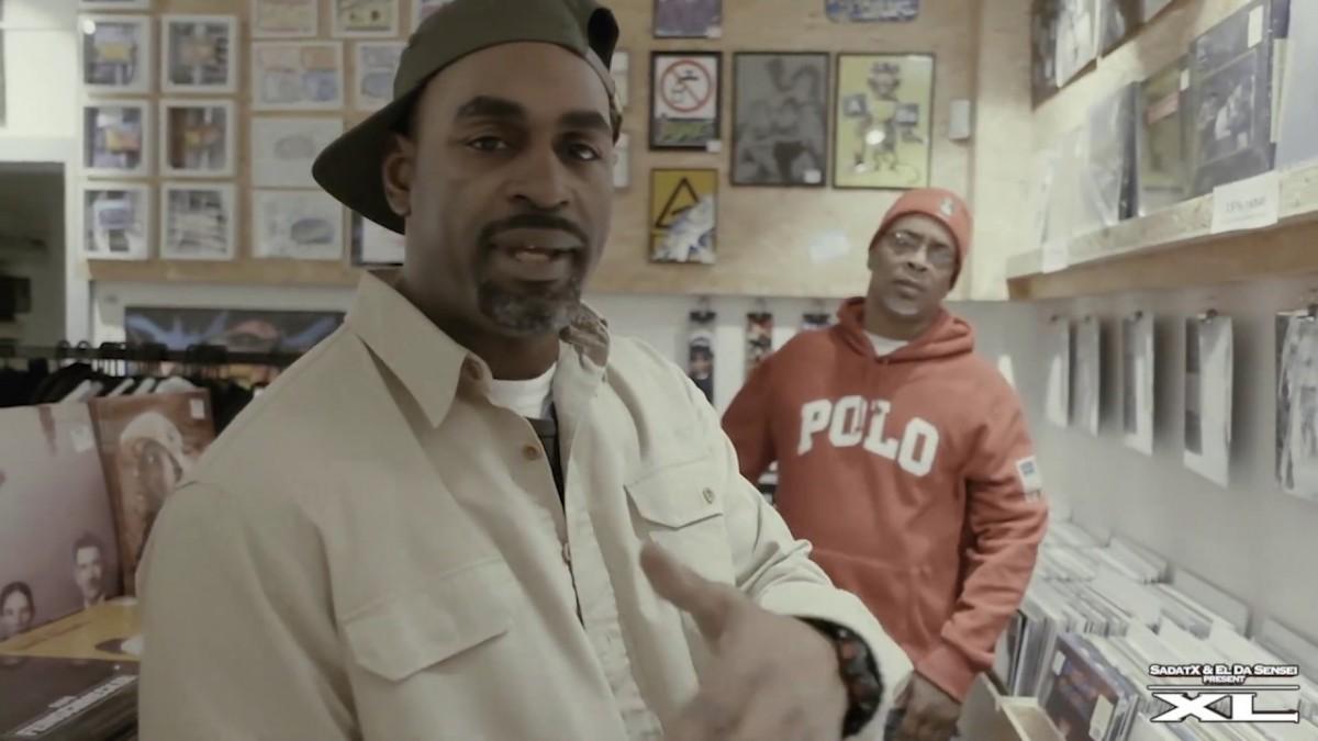 MUSIC: Sadat X & El Da Sensei – Breakthrough (Official Video)
