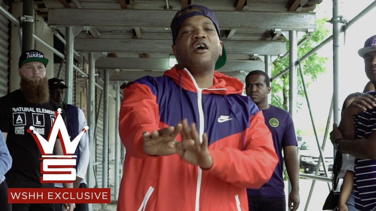 """MUSIC: Styles P Feat. Whispers & Sheek Louch """"Push the Line"""" (WSHH Exclusive – Official Music Video)"""