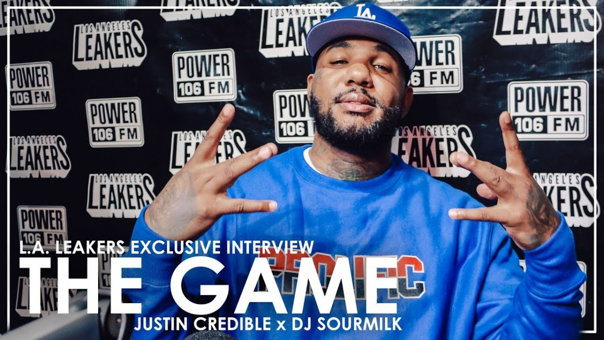 LIFE: The Game On 'Born 2 Rap' Being His Last Album, Nipsey Hussle + Calling Dr. Dre