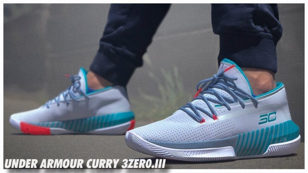 STYLE: Under Armour Curry 3Zero.3